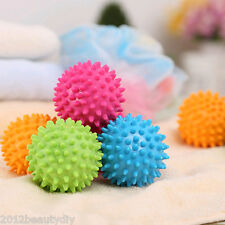1 PC Laundry Balls Washing Balls Clothes Cleaning Tool Color Random 5.5cm