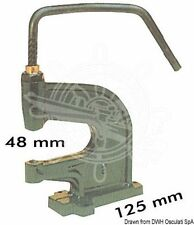 Osculati Deck Press for Snap Fasteners