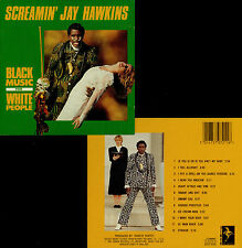 SCREAMIN' JAY HAWKINS  black music for white people