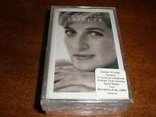 Diana Princess Of Wales Tribute CASSETTE various NEW