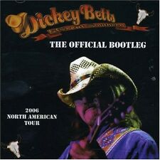 Dickey Betts, Dickey Betts & Great Southern - Offical Bootleg [New CD] UK - Impo