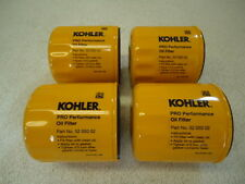 4 pack NEW Pro Performance OEM Kohler Oil Filter 52 050 02-s 5205002s