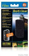 Exo terra Repti Clear Terrarium Filter Course Foam Replacement PT-3618