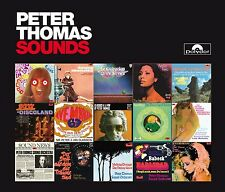 Peter SOUND ORCHESTRA Thomas-Peter Thomas suoni 5 CD NUOVO