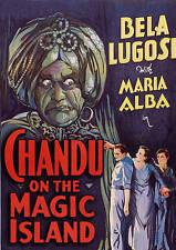 CHANDU ON THE MAGIC ISLAND-CHANDU ON THE MAGIC ISLAND  DVD NEW