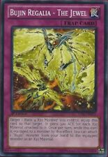 3x Bujin Regalia - The Jewel - LVAL-EN075 - Common - Unlimited YuGiOh NM LVAL -