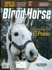 2003 The Blood-Horse Magazine #2: El Prado Leading Sire/Horse of the Year Finals