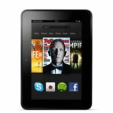 """Kindle Fire HD 7"""", Dolby Audio, Dual-Band Wi-Fi, 16 GB Includes Special Offers"""