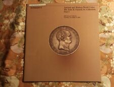 Sotheby's Constantine ruble 1825 and other rare Russian coins, scarce catalog