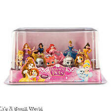 Disney Store Princess Palace Pets Deluxe Figure Play Set Cake Toppers Ariel NIB