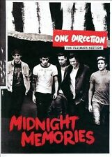 Midnight Memories [Deluxe Edition] by One Direction (UK) (CD, Nov-2013, Sony Mus
