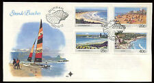 South Africa 1983 Tourism Beaches FDC First Day Cover #C13726