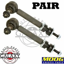 Moog New Replacement Rear Sway Bar link Pair For Vue Torrent XL-7 Equinox
