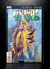 COMICS: DC: Essential Vertigo: Swamp Thing #22 (1990s) - RARE (batman/moore)