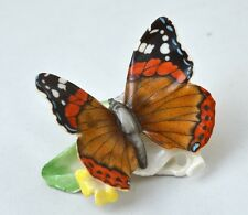 VTG. HUTSCHENREUTHER GERMANY FIGURINE BUTTERFLY BY ACHTZINGER MINT