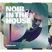 NEW/SEALED Noir Defected Presents Noir in the House 2x CD Ministry Of Sound