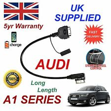 For AUDI A1 4F0051510K iPhone 3GS 4 4s & most iPods ami mmi 2009+ Audio Cable