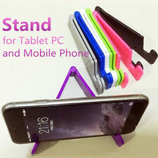 Foldable Cell Phone Stand Holder Mount for Samsung iPhone MOTO ipad Universal