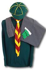 Lobo Adulto Completa Cub Scout de uniforme-pantalón Corto Jersey Calcetines Ligas Necker Cap