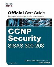 CCNP SECURITY SISAS 300-208 O - CHRISTOFFER HEFFNER AARON WOLAND (HARDCOVER) NEW