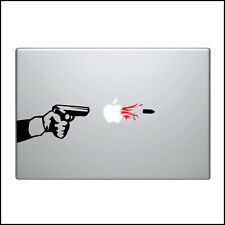Decal per Macbook Pro gun Adesivo In Vinile portatile grafico air divertente mac