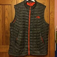 Genuine the north face thermoball gilet taille l