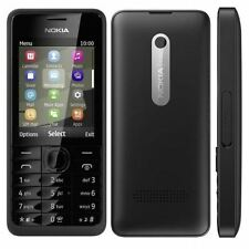 NY Stock!Nokia 301 RM-840 Black 3.2MP T-Mobile Fashion Mobile Phone