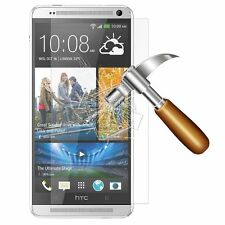 Anti-Scratch Premium Real Tempered Glass Screen Protector Film for HTC One Max