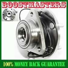 For 2004-07 Infiniti QX56 Base Sport Utility 4-Door Front Wheel Bearing & Hub