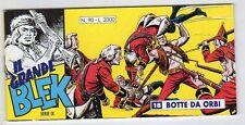 fumetto striscia - IL GRANDE BLEK serie inedita numero 90