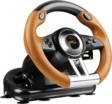 SPEEDLINK Drift O.Z. Racing Wheel, Black-orange