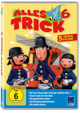 Alles Trick 6 -  5 Trickfilme  - DVD