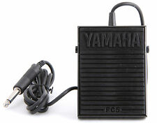 Yamaha FC5 Sustain Pedal FC-5 standard sustain pedal for Yamaha keyboards