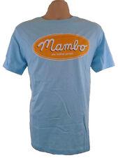 Mambo T-Shirt Mens Medium Orange Logo