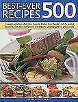 Best-Ever 500 Recipes: A superb collection of 500 all-time favorite re-ExLibrary