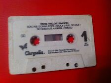 Vinnie Vincent Invasion CASSETTE ONLY!  KISS