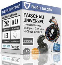 FAISCEAU ÉLECTRIQUE 7-broches pour attelage FIAT SCUDO II de 2007