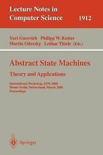 Lecture Notes in Computer Science Ser.: Abstract State Machines : Theory and...