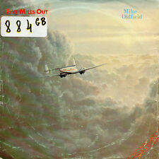 "MIKE OLDFIELD ""FIVE MILES OUT / LIVE PUNKADIDDLE"" SPANISH PROMO 7"" VINYL + GIFT"