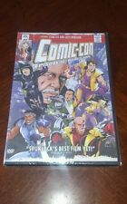 Comic Con Episode 4: A Fans Hope DVD Movie NEW SEALED Stan Lee Marvel Star Wars