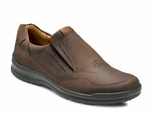 ECCO Remote Slip On COCOA BROWN/WALNUT Men Size 9-9.5US(EU 43)