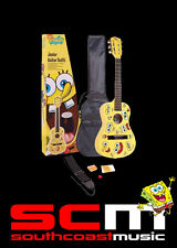 SPONGEBOB SQUAREPANTS JUNIOR CLASSICAL GUITAR PACK WITH DUNLOP PREMIER STRINGS