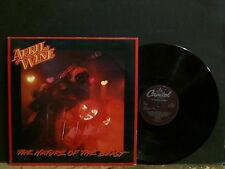 APRIL WINE  The Nature Of The Beat    LP      Lovely copy!