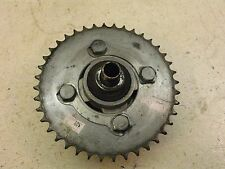 1970 yamaha cs3 two stroke twin y409~ rear sprocket carrier hub
