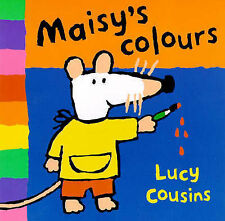 Maisy's Book of Colours, Lucy Cousins