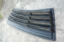 JDM Toyota Corolla ke70 gl dx rear windshield visor sun replica waterfall 70