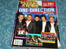 SUPER STARS  special  -ONE DIRECTION  Back for More  161 + pics , 112 pages  B5