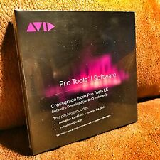 Avid Pro Tools LE Crossgrade to Pro Tools 10/11/12 w/1 yr Support & Upgrades