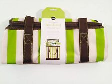 Insulated Bag Hot & Grocery Cooler Tote Bag Thermal Foldable Water Proof Bag