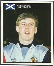 ORBIS 1990 WORLD CUP COLLECTION-#117-SCOTLAND-ANDY GORAM
